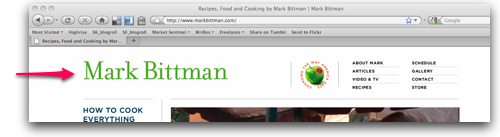 Recipes, Food and Cooking by Mark Bittman | Mark Bittman-1.jpg