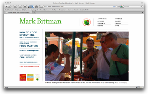 Recipes, Food and Cooking by Mark Bittman | Mark Bittman.jpg