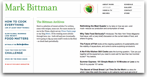 The Bittman Archives | Mark Bittman.jpg