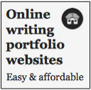 Writer's Residence: Online writing portfolio websites